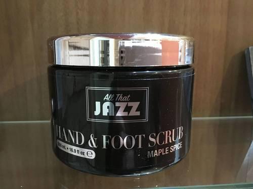 ATJ Hand & Foot Scrub