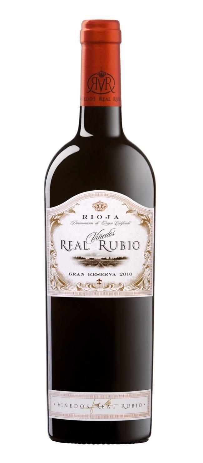 Real Rubio Gran Reserva 2010