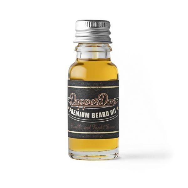 Dapper Dan Beard Oil 15ml