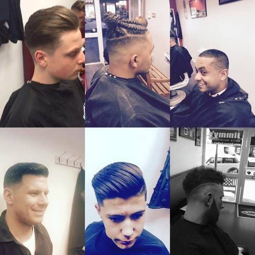 This Saturday we will have 5 barbers working  I will be appointments only from the new room at the back of the shop  Message me to book