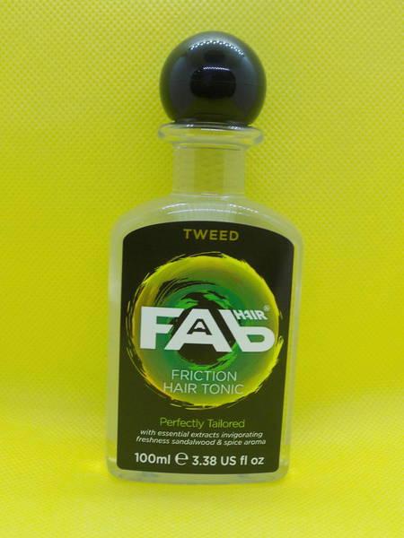 Fab Hair Tonic 'Tweed' 100ml