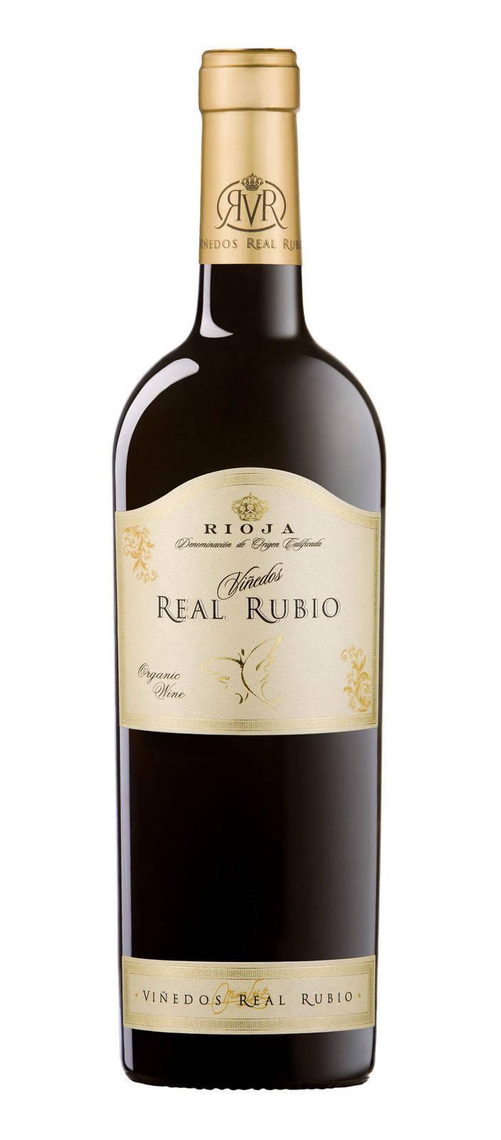 Real Rubio Crianza Organic 2017