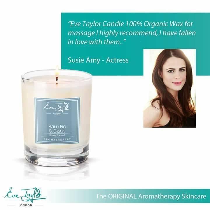 Eve Taylor Aromawax candle