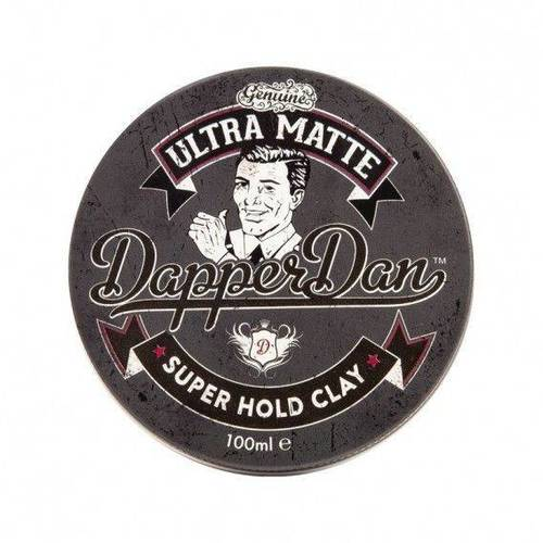 Dapper Dan Ultra Matte Clay