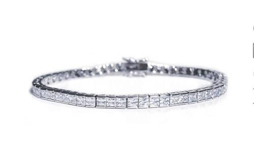 Elegance Bracelet (Silver)