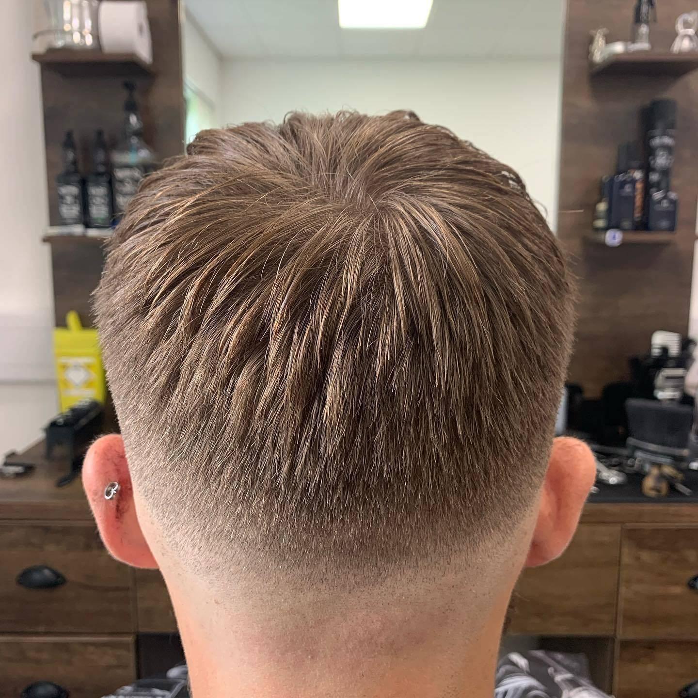 Skins for Kane the pain #ruffcutzbarbers #linfordwood #barbers #secondwindforme!