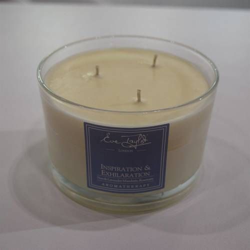 Aroma Wax 3 Wick Candles