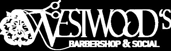 Logo westwood barbershop official logo transparent