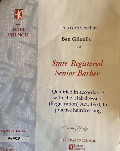 State registered