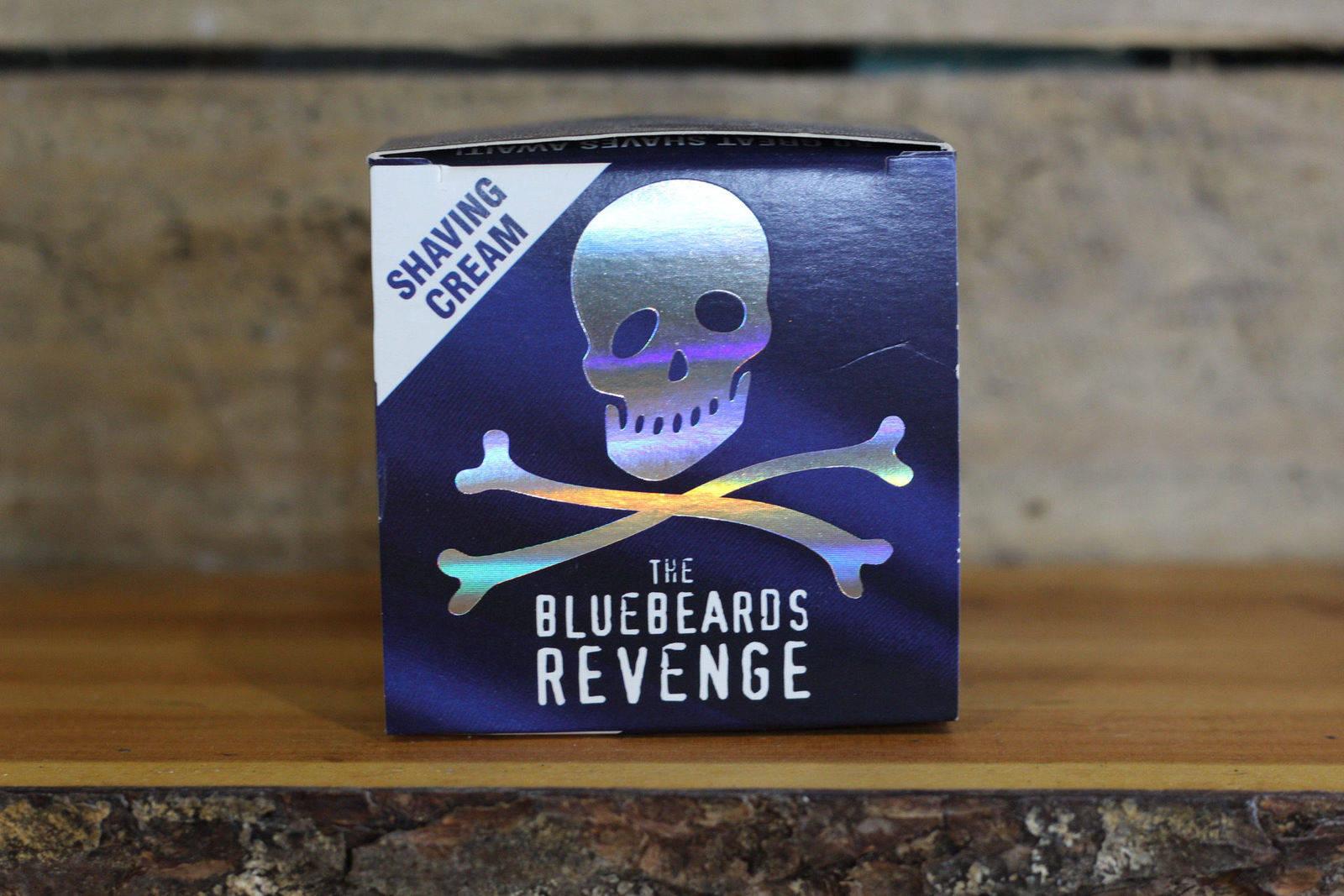 Blue Beards Revenge Shave Cream