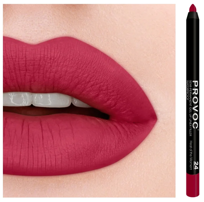 PROVOC Gel Lip Liner 24 Heart Of The Moment