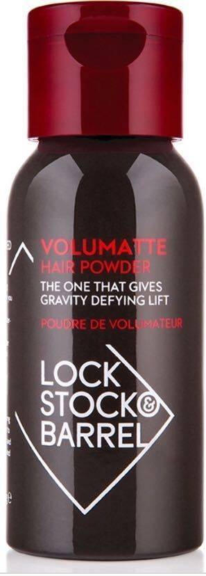 Lock Stock & Barrel Volumatte Hair Power 10g