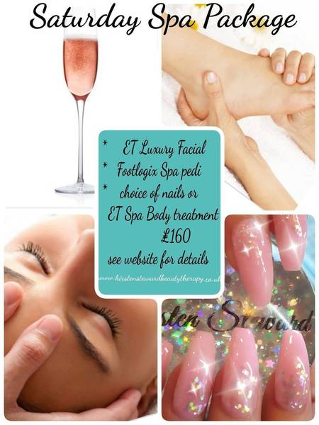 ask for availability , fabulous treat or gift for the woman who has everything!