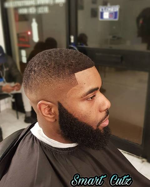 1.5 wave cut.    People tell me what you think about this Hair Cut  From Smart Cutz Barbers?