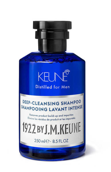 SHAMPOOING LAVANT INTENSE 250 ml - 1922 BY J.M. KEUNE
