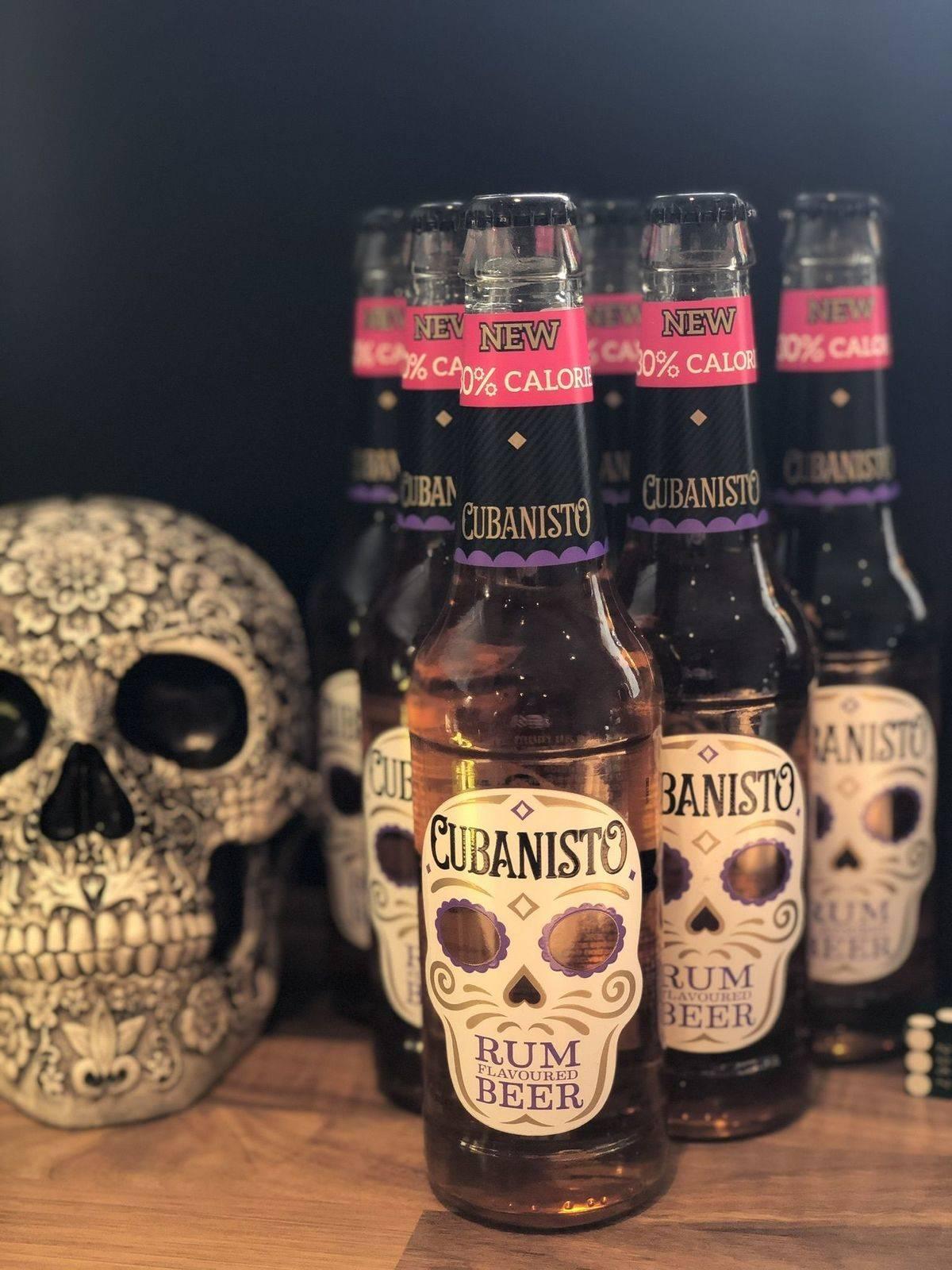 Cubanisto Rum Beer 5.8% (330ml)