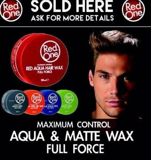 OFFER!! Always been a great seller!;) RRP £7-8... but as I like to give back if you are having a haircut from now on it's £6, oh go on then! 2 for Tenner;)(Customers only offer)