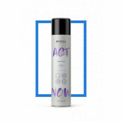 Hairspray - Indola Act Now! 300ml