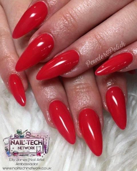 Basic red full set