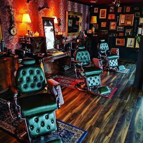 The Cleavin Barber Club (charleston)