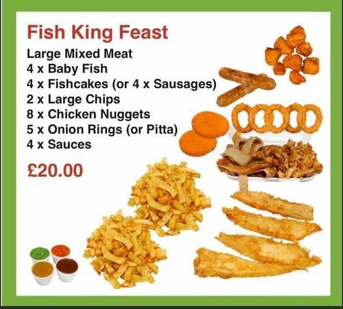 Fish King Feast