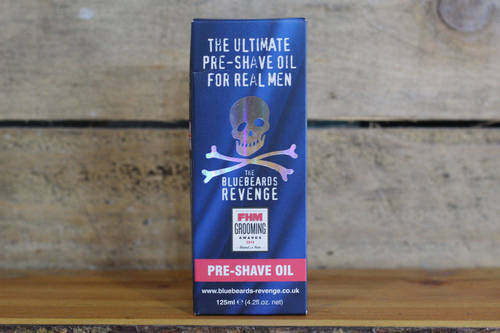 Blue Beards Revenge Pre Shave Oil