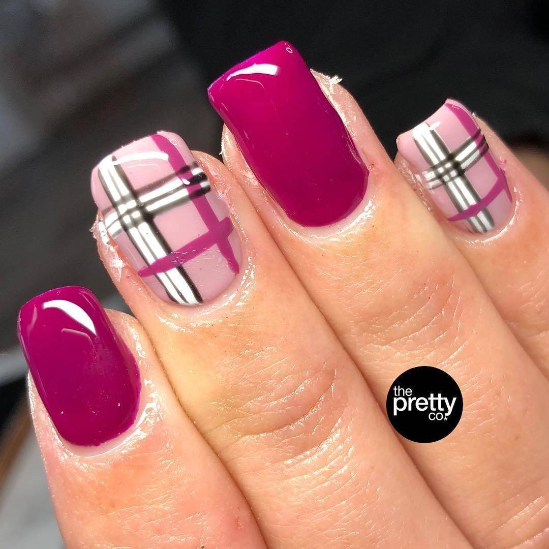 Pink check duh! ♀️ To book - www.theprettyco.co.uk