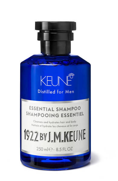 SHAMPOOING ESSENTIEL 250 ml - 1922 BY J.M.KEUNE