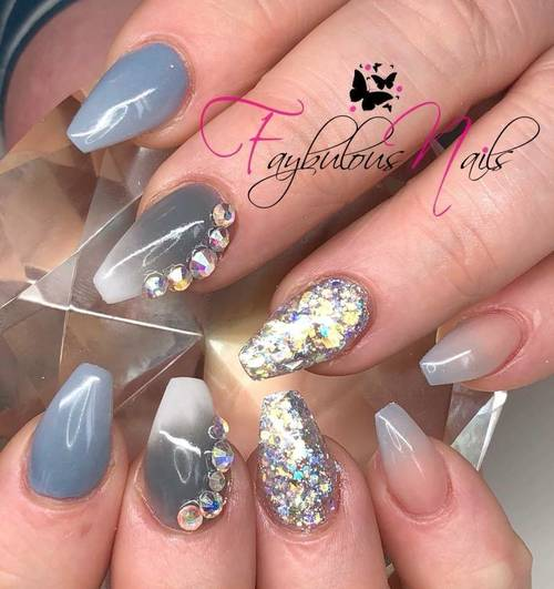 Fresh ❤️ Faybulous shades of grey ❤️