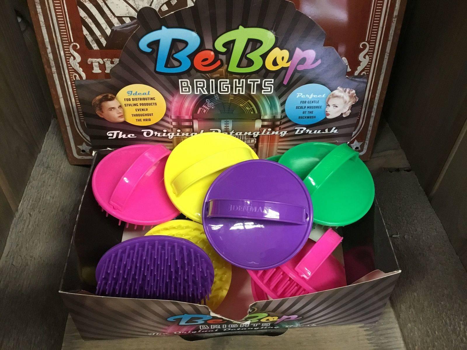 Bebop brush