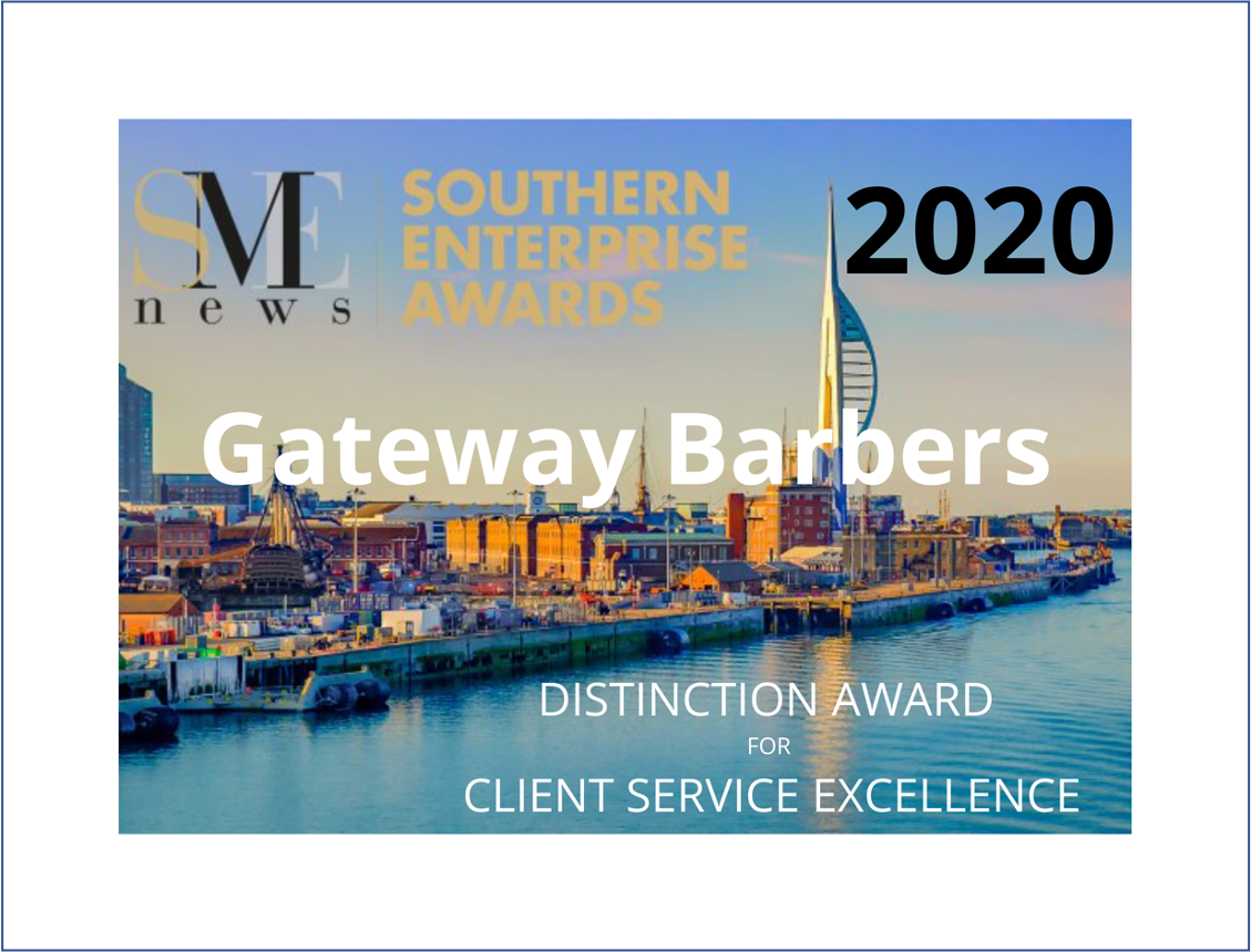 Client Service Excellence Award 2020