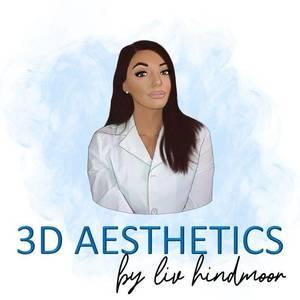 Logo 3d aesthetics  1