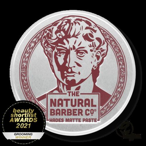 Matte Paste - Natural Barber Co. - Hades