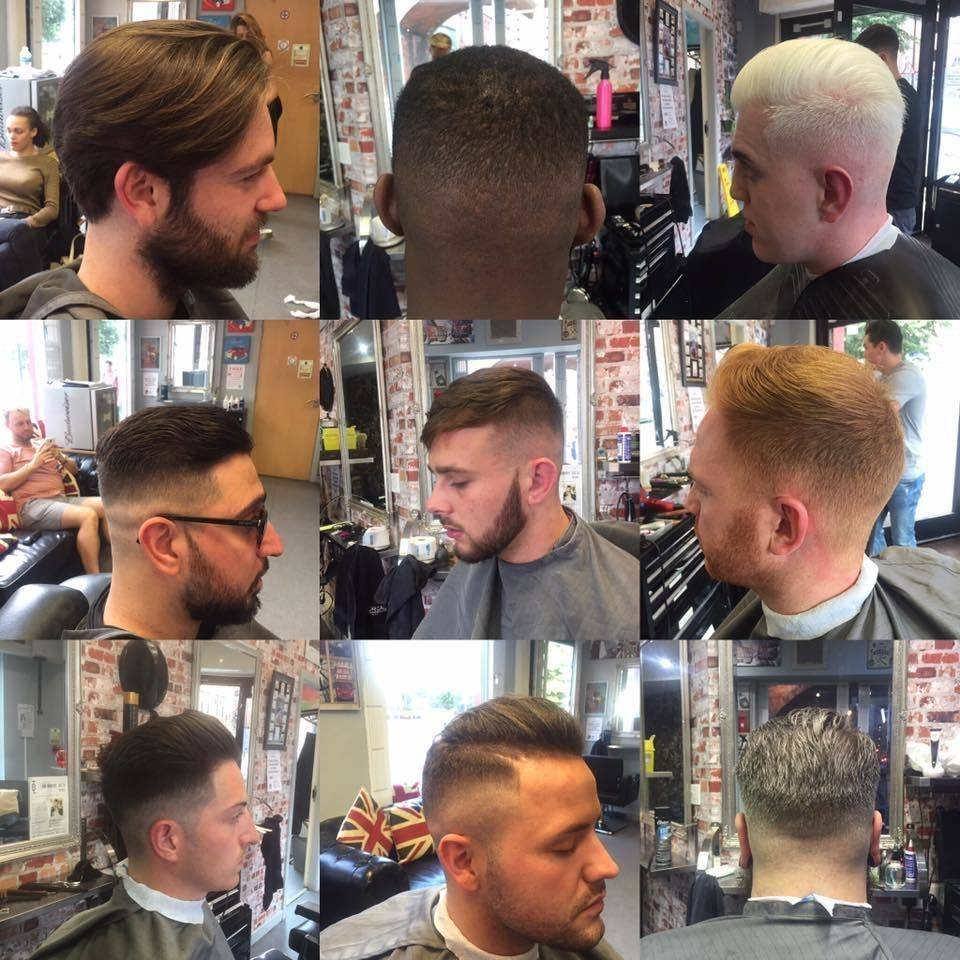 New shop is up and running so hit me up for appointments gents 01134504879