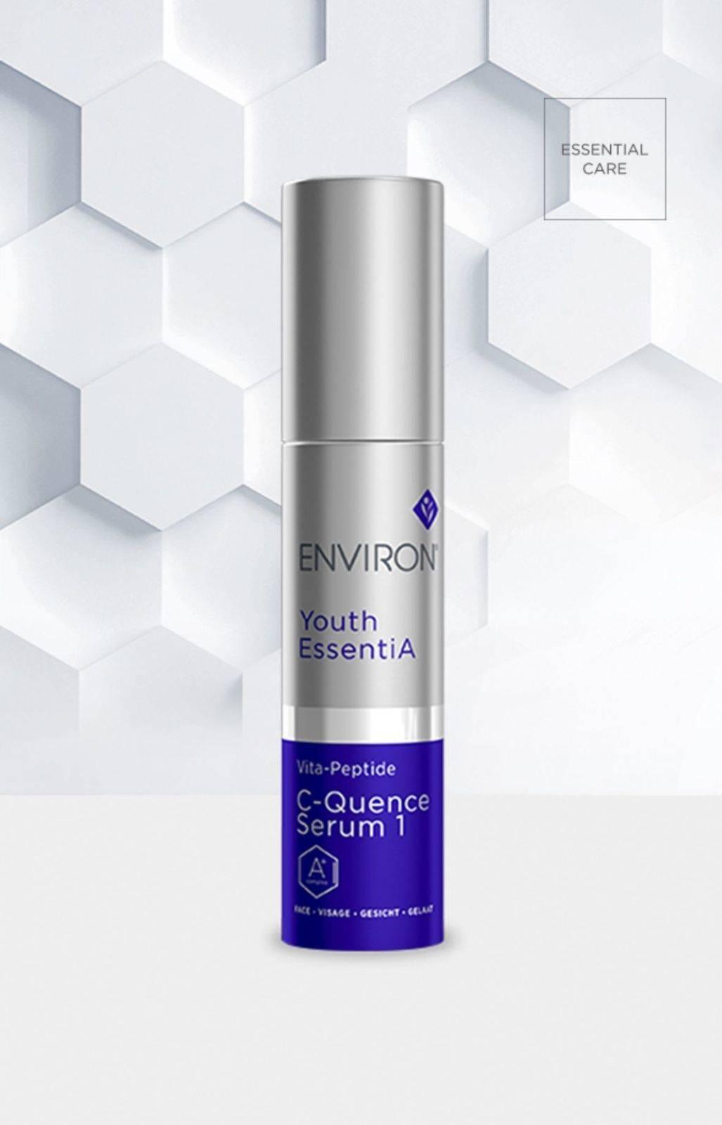 Youth EssentiA Vita-Peptide C-Quence Serum 1