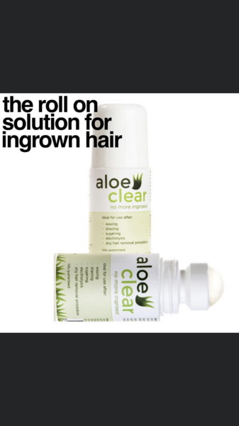 Aloe Clear exfoliator 60ml