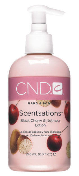 Black Cherry & Nutmeg Lotion