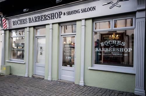 Roches Barbers Kildare