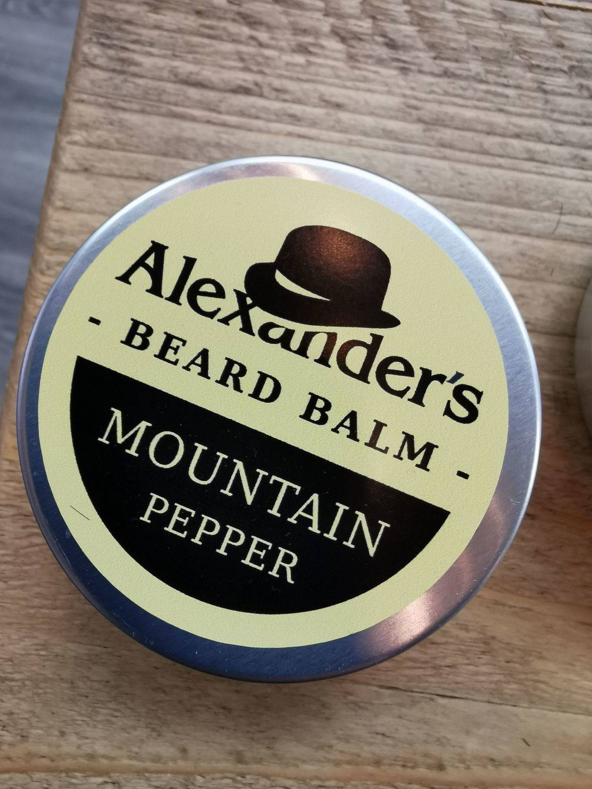 Beard Balm - Mountain Pepper