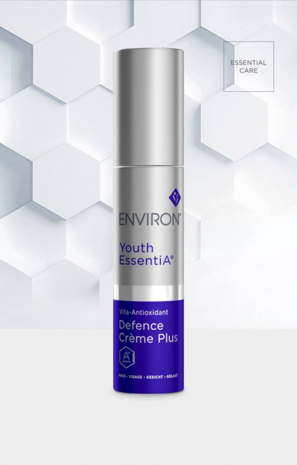 Youth EssentiA Vita-Antioxidant Defence Crème Plus