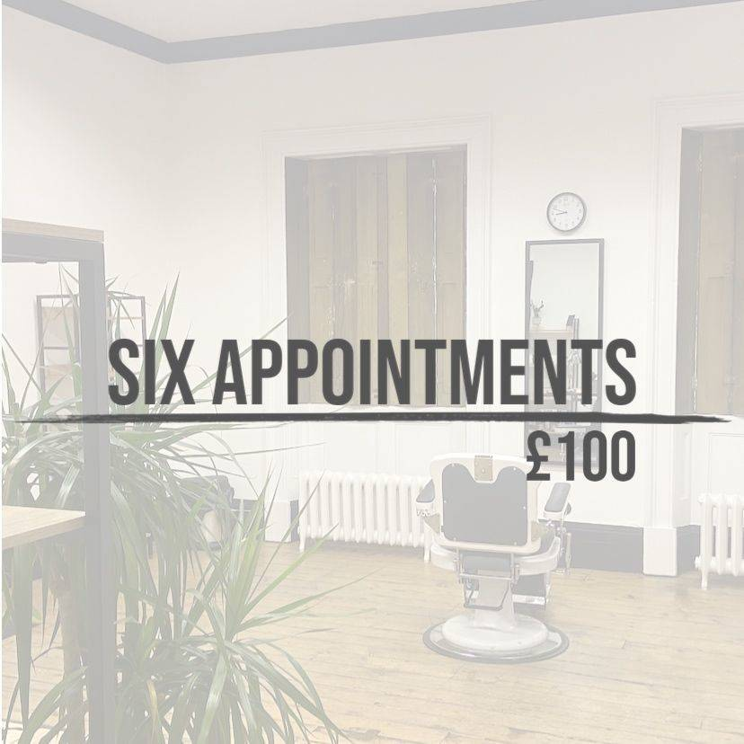 Six Appointments