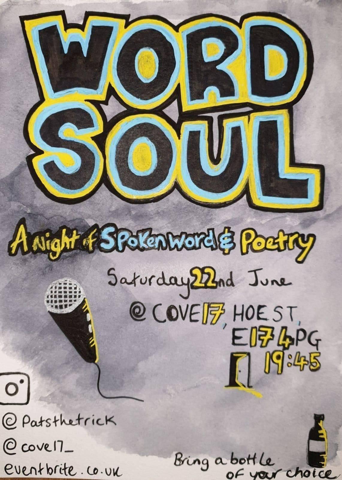 Word Soul June 2019