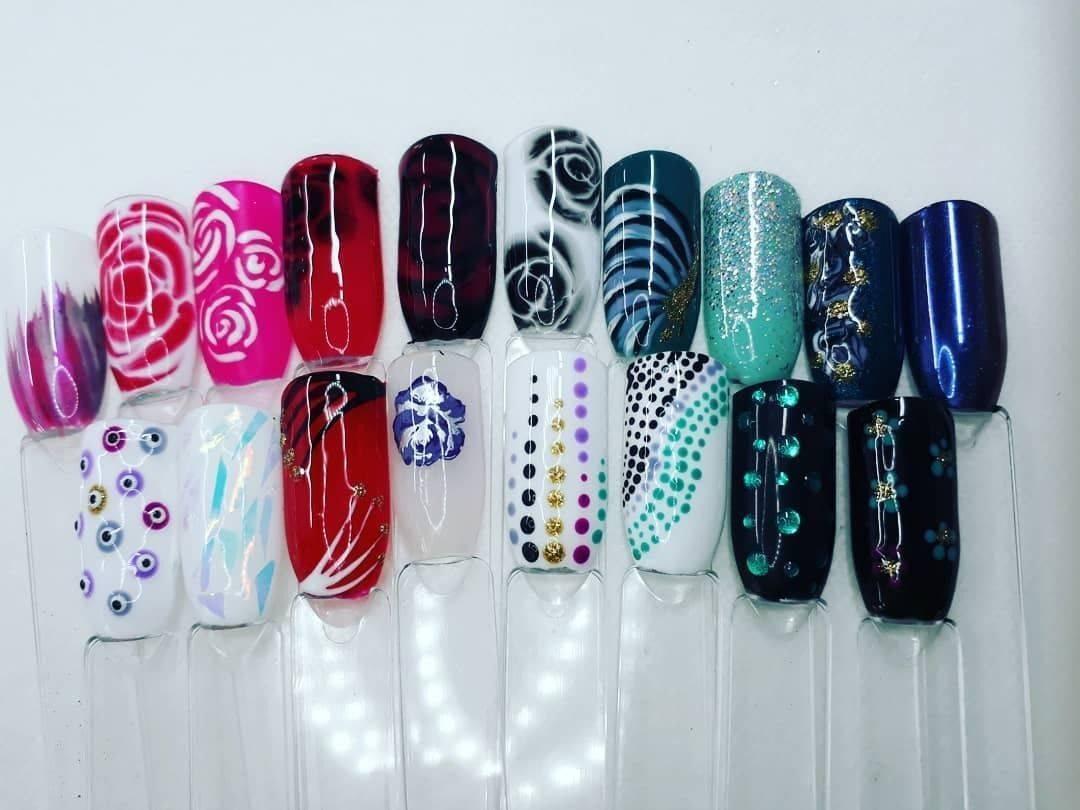 A few Nail art ideas #nailart