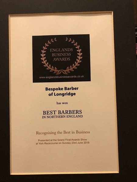 Best Barbers in Northern England 2019