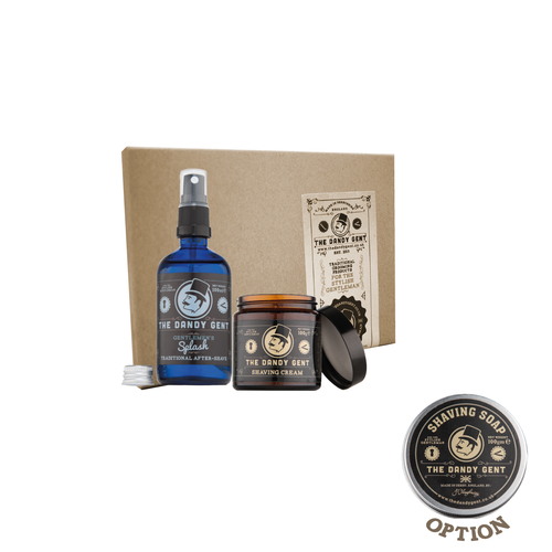 Shave & Splash Gift Box