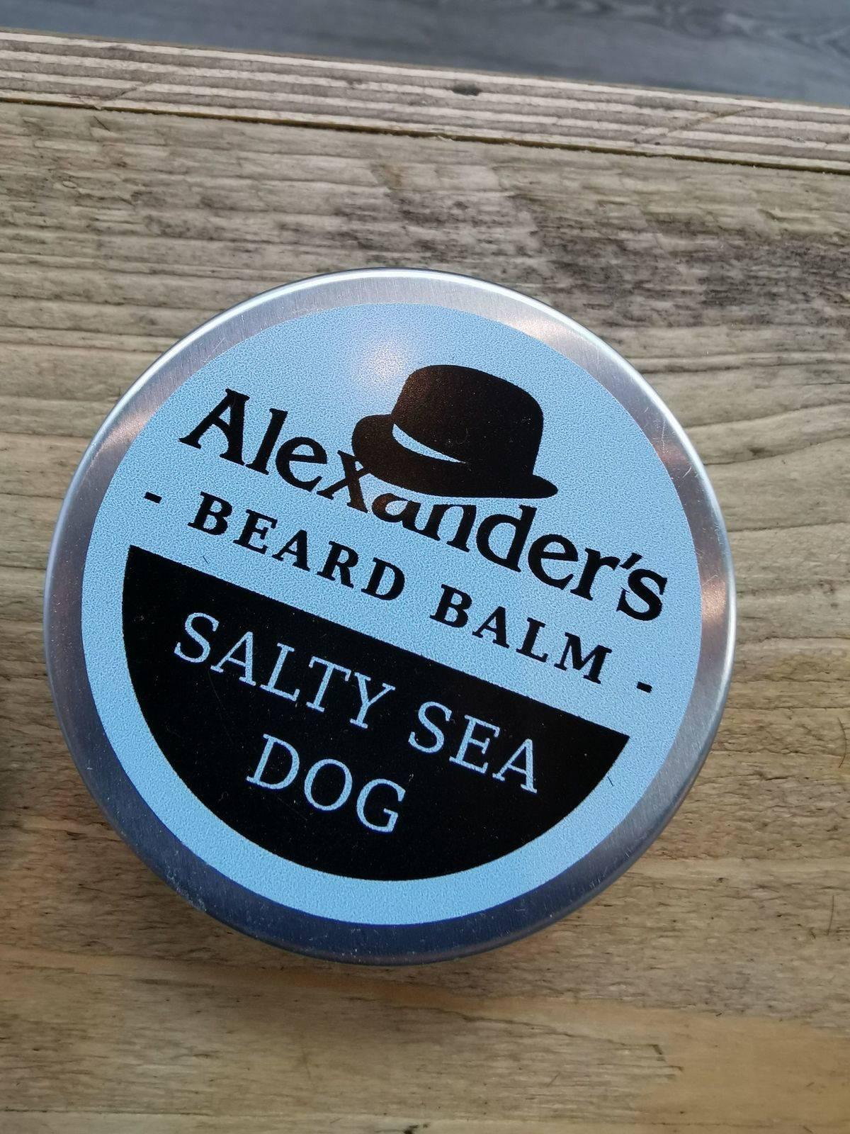 Beard Balm - Salty Sea Dog