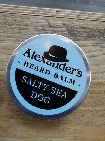 Beard Balm - Salty Sea Dog