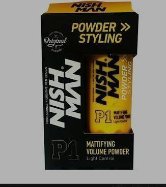 Nishman styling powder