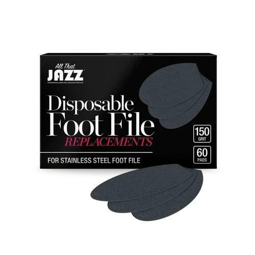 All That Jazz: Stainless Steel Foot File replacements 60/150