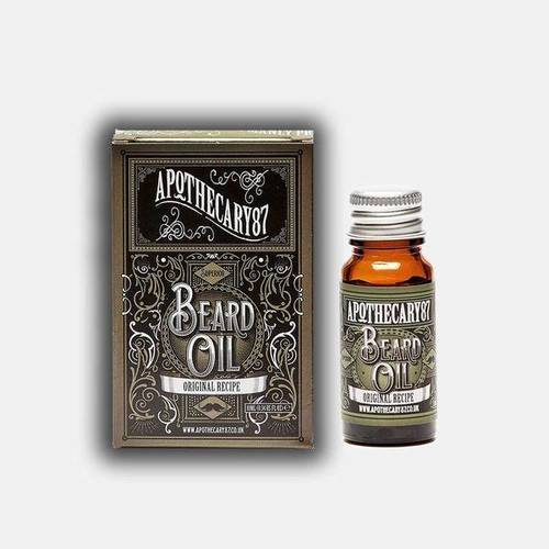 Apothecary 87 Original Beard Oil - 10ml